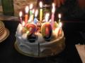 [趣味]誕生日ケーキ