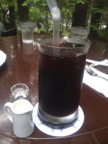 ル・シエル アイスコーヒー