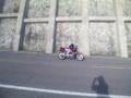 [バイク]左バンク中
