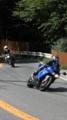 [バイク]追いかけっこ風