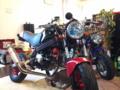[バイク]モンキーR