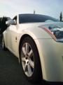 Z33 純正車高・ホイール セントラル20 ワイドトレッドスペーサー