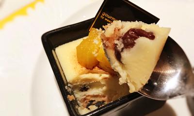 ベイクドココナッツチーズケーキ