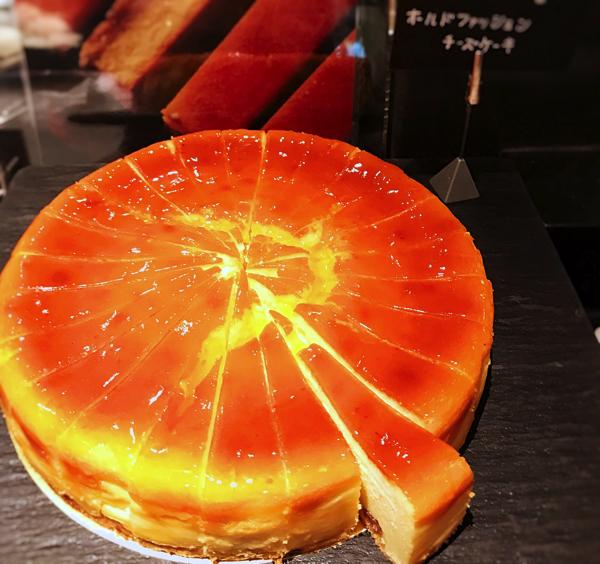 オールドファッションチーズケーキ