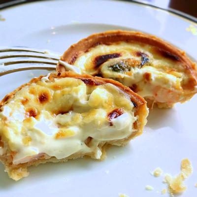 帝国ホテル 英国アフタヌーンティーのフードで一番美味しかったグラタン