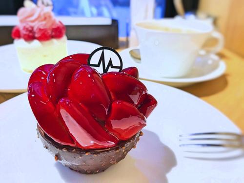 ミシャラクのケーキ写真