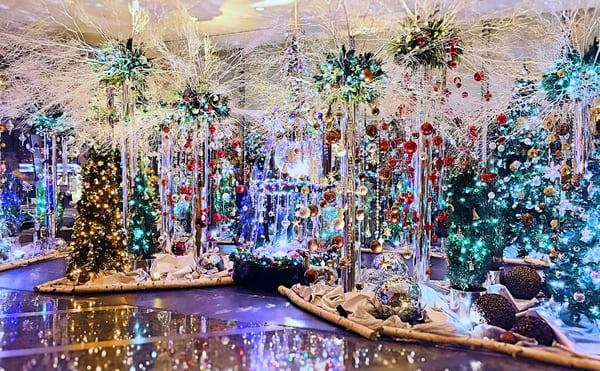 グランドハイアット東京クリスマスイルミネーション