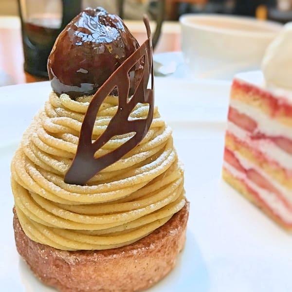 グランドハイアット東京 ケーキ フィオレンティーナ モンテビアンコジャポネーゼ