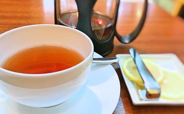グランドハイアット東京 フィオレンティーナ 紅茶