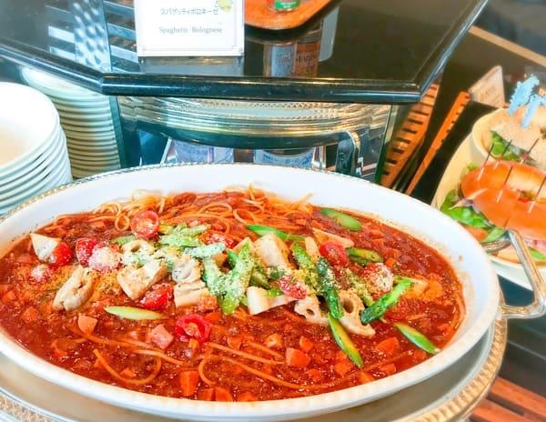 スパゲティボロネーゼ
