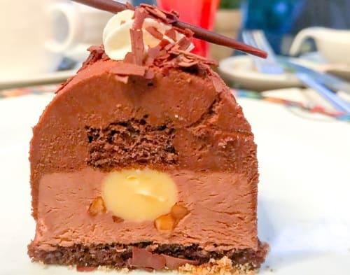 ザ・テラス アトリエコーナー チョコレートとレモンのノエル*