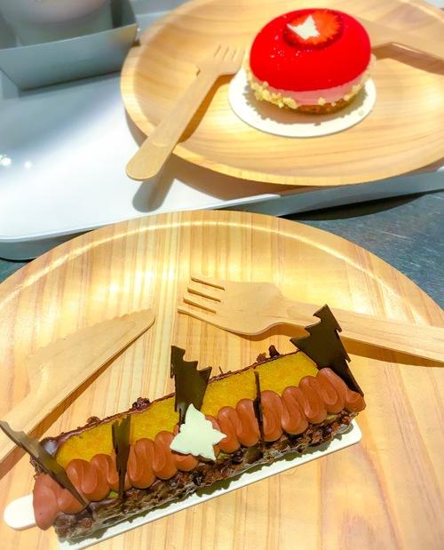 チョコレートフォレスト ストロベリー柚子