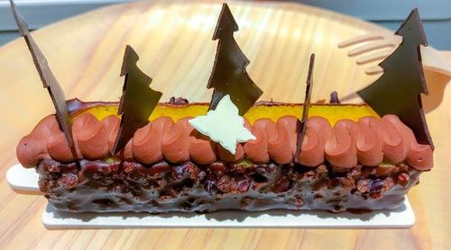 マンダリンオリエンタル東京 ケーキ チョコレートフォレスト