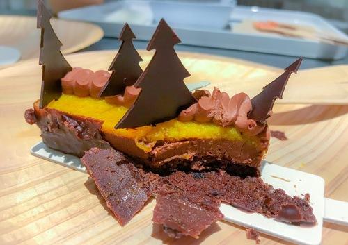 マンダリンオリエンタル東京のケーキ チョコレートフォレスト