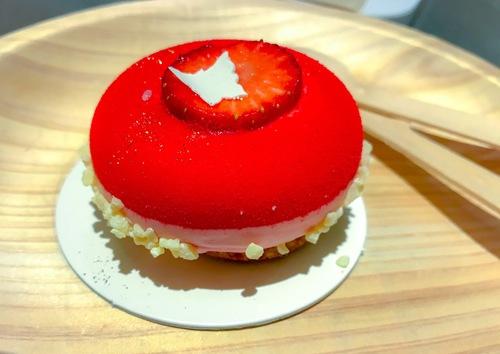 マンダリンオリエンタル東京 ケーキ ストロベリー柚子