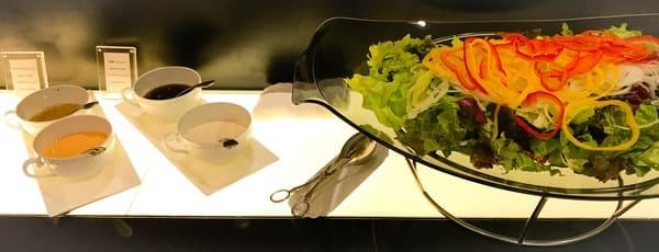 ソマーハウス デザートブッフェ サラダの写真