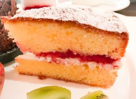 ザ・テラス ストロベリーデザートブッフェ ビクトリアンケーキの感想ブログ