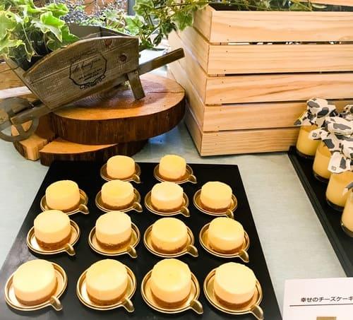 リーガロイヤルホテル東京 スイーツブッフェ 幸せのチーズケーキ ブログ