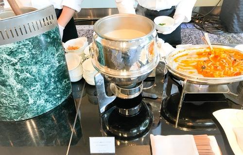 Jシリアル麺のスープそば ピリ辛豆乳仕立て