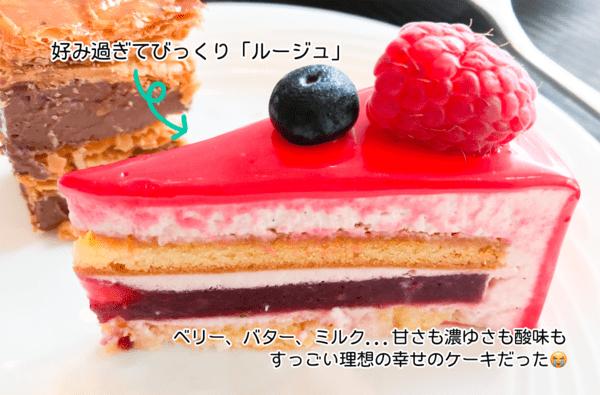 ホテルニューオータニ東京 スイーツビュッフェ ピエール・エルメ・パリ&SATSUKI 「ルージュ」の感想ブログ