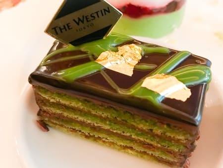 抹茶のチョコレートケーキ オコアスタイル ブログ