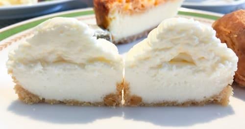 夜間飛行 チーズスイーツブッフェ チーズのモンブランの感想 写真 ブログ