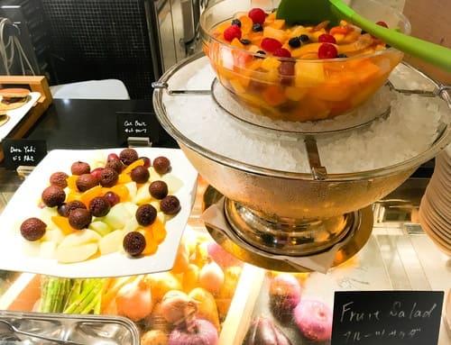 ウェスティンホテル東京 デザートブッフェ フルーツ類