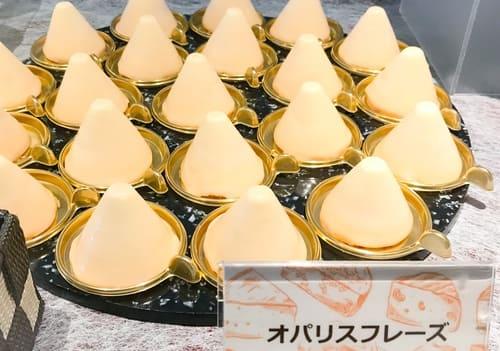 川崎日航ホテル チーズスイーツブッフェ メニュー ブログ オパリスフレーズ