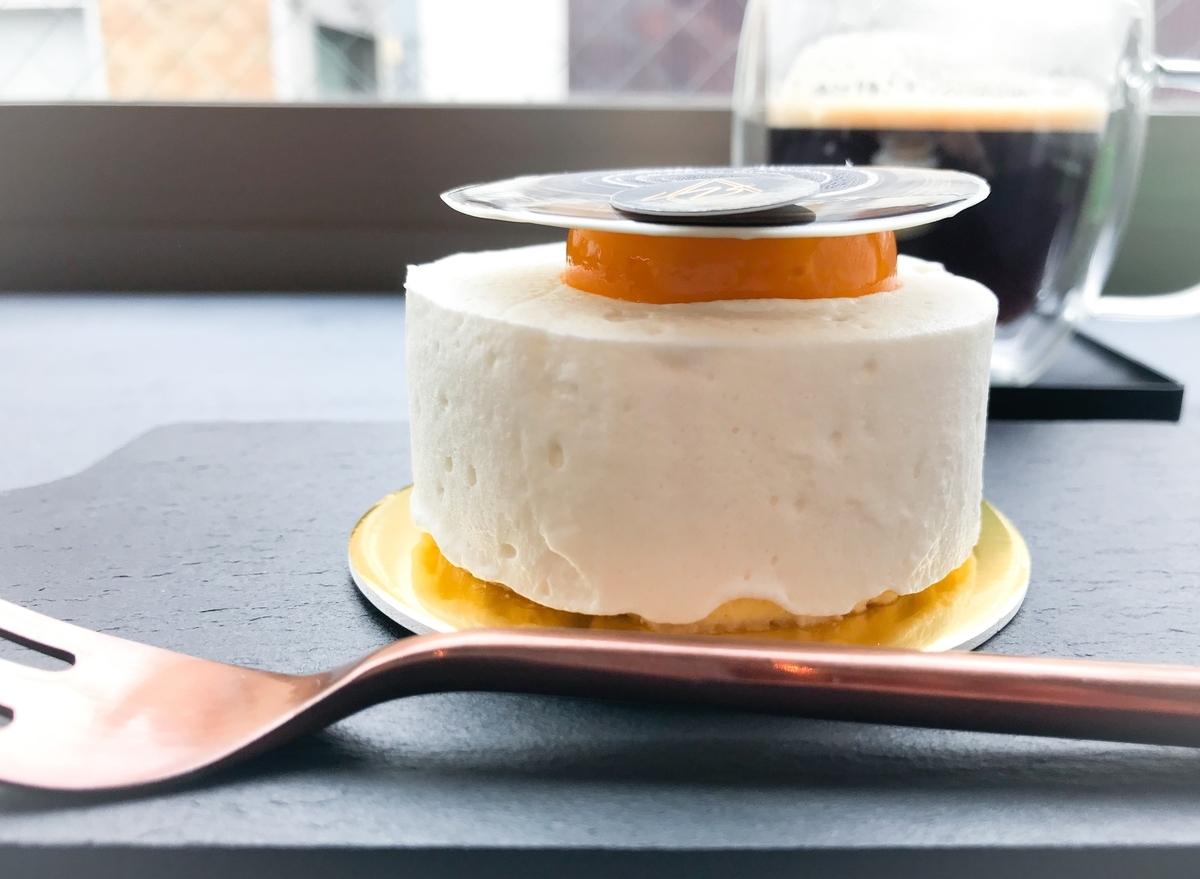 ヌメロサンクパリ トロピコ ケーキ 写真 ブログ