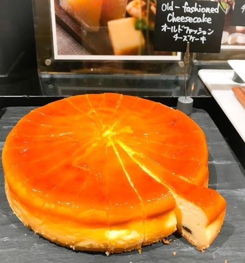 ザ・テラス 2019年7月 オールドファッションチーズケーキ