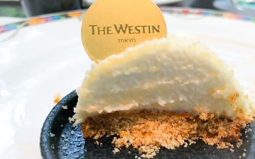 ザ・テラス カマンベールチーズドーム 断面写真 ブログ