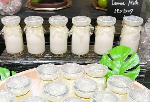 レモンミルク