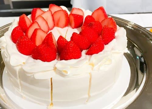 川崎日航ホテル ショートケーキ