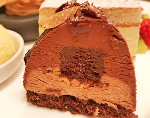 ザ・テラス ビターチョコレートとミルクチョコレートのノエル*