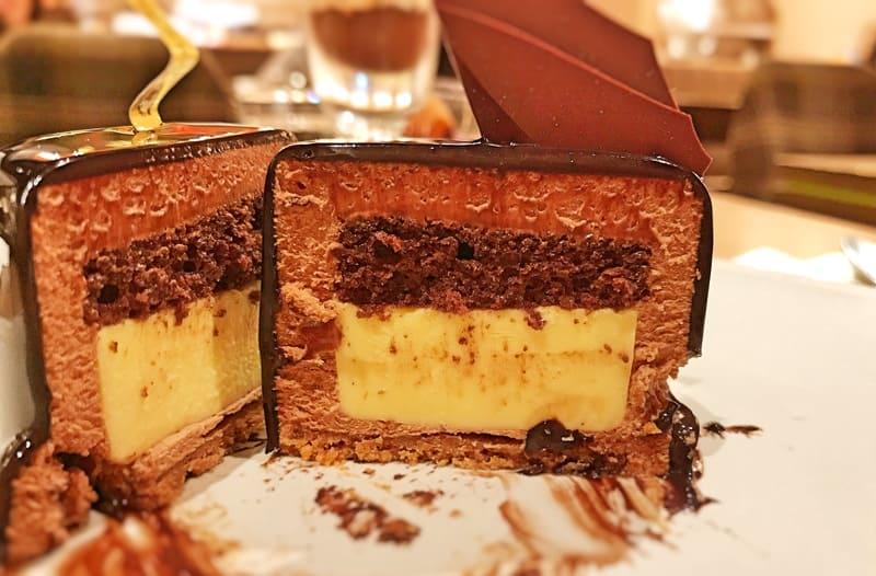 デリーモ ケーキ オセロ ブログ