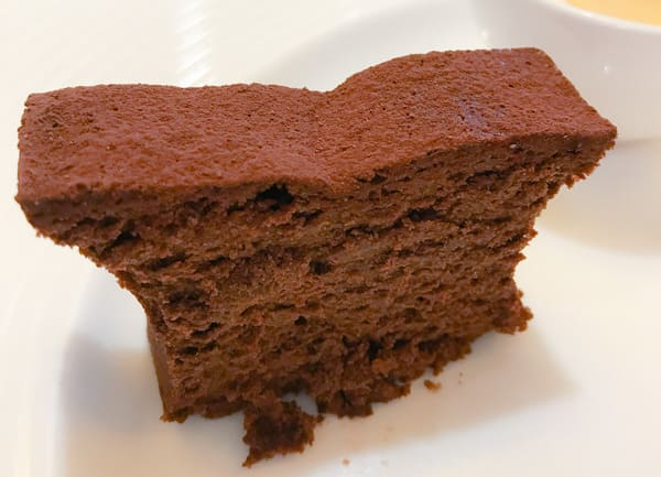 ザ・テラス チョコレートケーキ