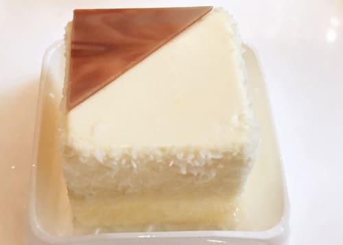 【アトリエ】レアチーズムースココナッツ風味*