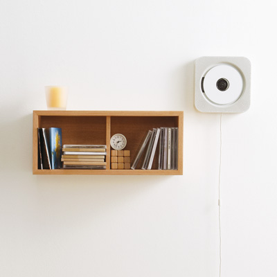 壁掛式CDプレーヤー
