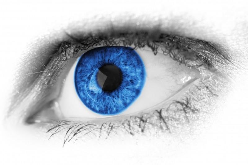 ブルーライト目への影響