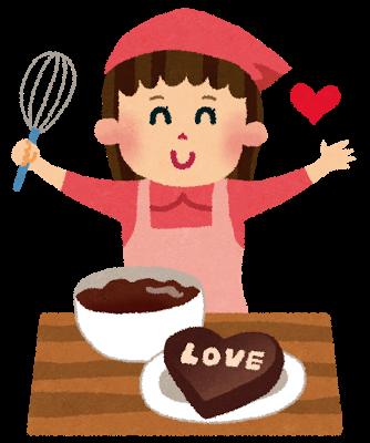 手作りチョコのメリット