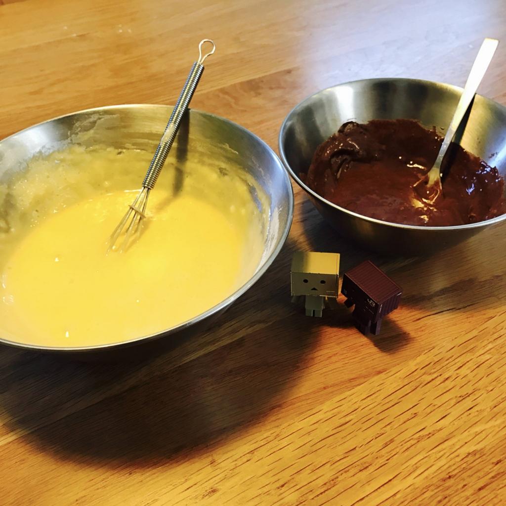無印良品バレンタイン チョコチップマフィン