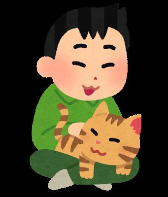 猫好きな人