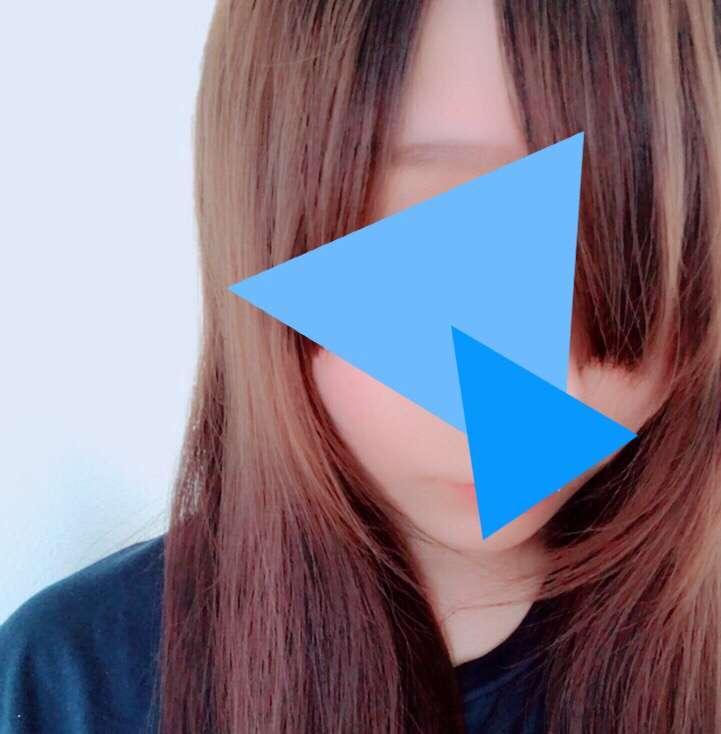甘夏の前髪