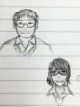 ワンさんとアンさん