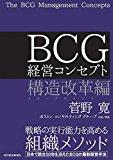 BCG 経営コンセプト 構造改革編