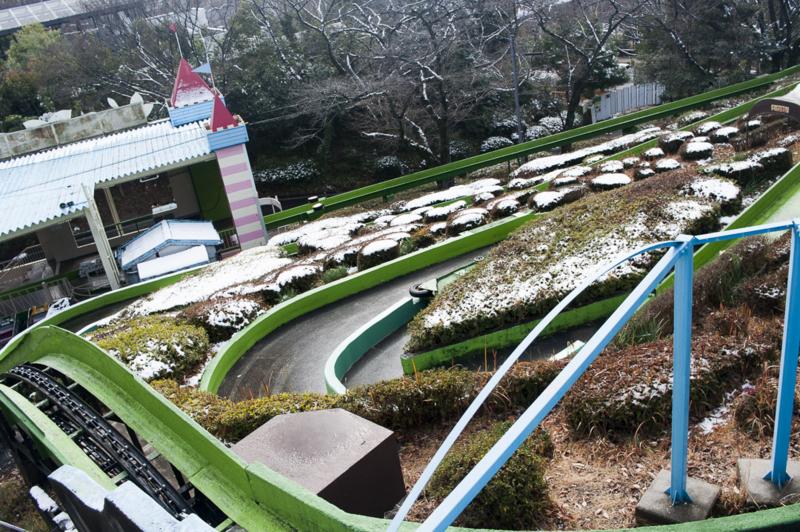 東山動植物園思い出のスロープシューター