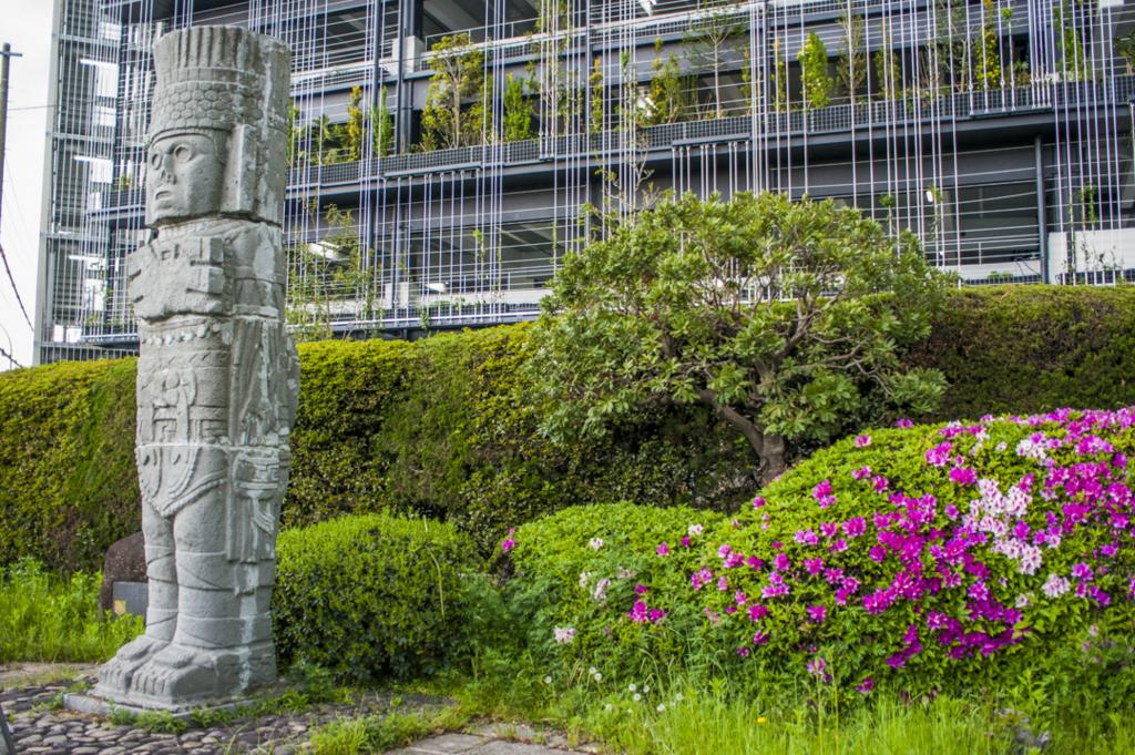 名古屋市の姉妹都市メキシコ記念公園