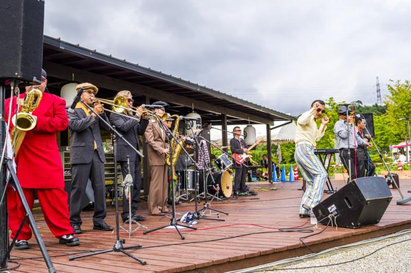 夏だ!!ぬかたのわんぱくまつり2017岡崎城下家康公夏まつりTHEMEMPHISステージ