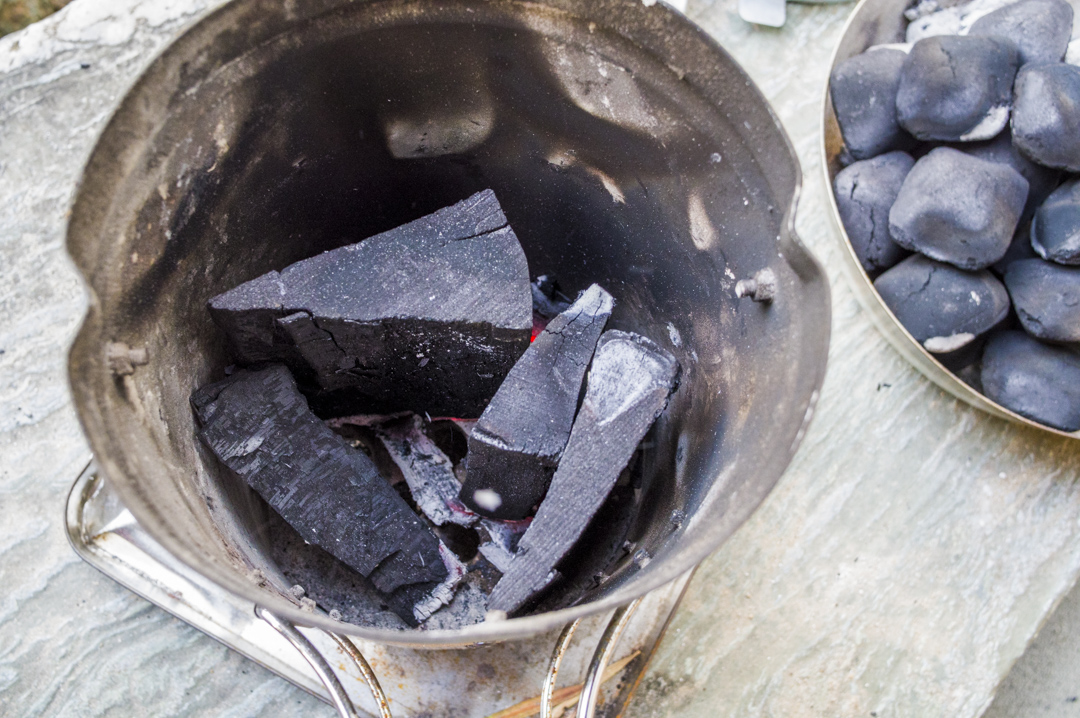 火おこし 木炭 豆炭