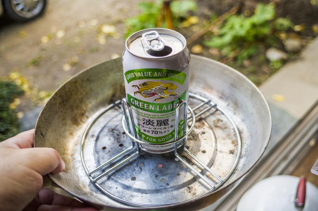 ビア缶チキンスタンド SWEN バーベキューグッズ